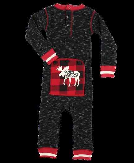 752c9f0086 Kids Flapjack Onesie Pajamas by LazyOne