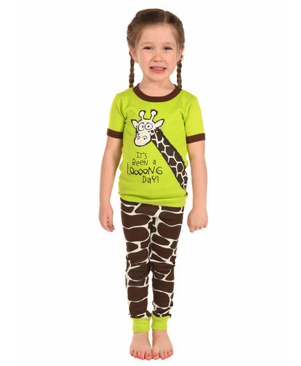 a07e726fd Kids Short Sleeve Pajama Sets by LazyOne