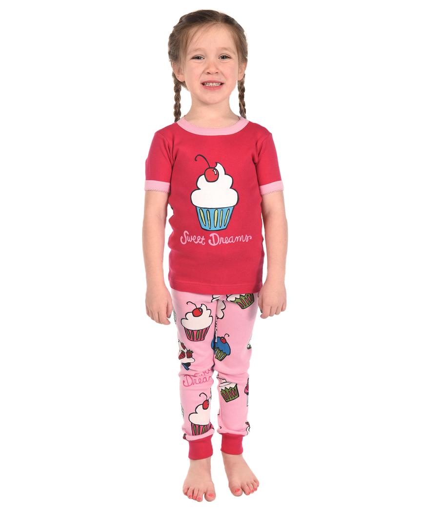 88dec21f3 Sweet Dreams Kid PJ Set