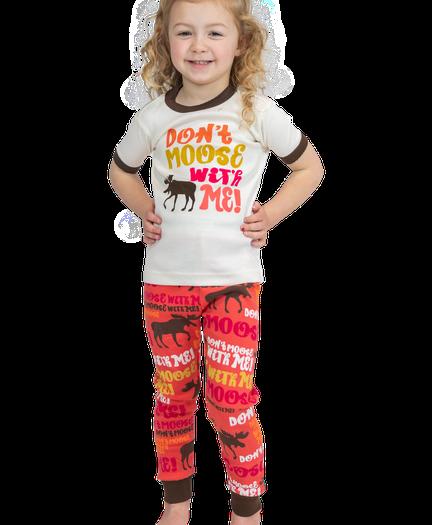 ae5c69ead9 Kids Short Sleeve Pajama Sets by LazyOne