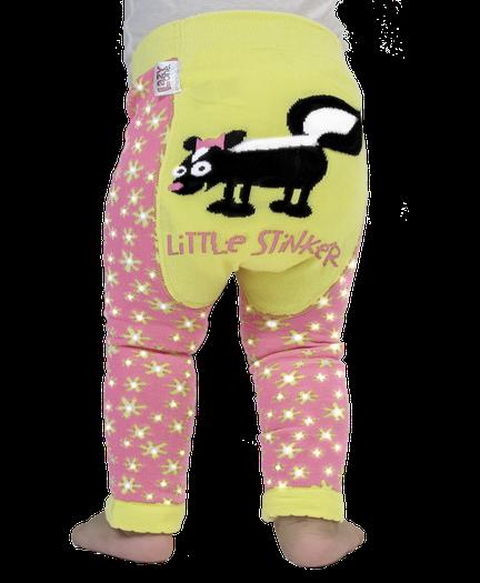 d5e470cedb86b Little Stinker - Skunk | Infant Leggings image