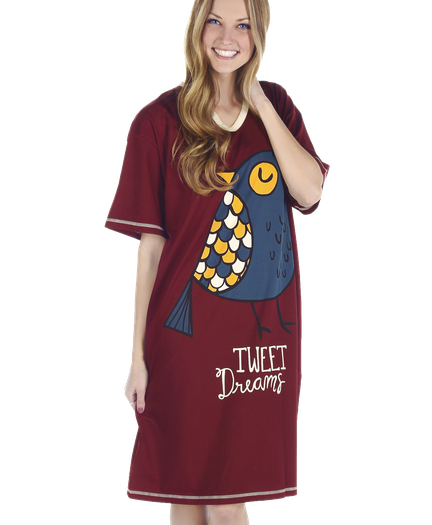 Fun Nightshirts for Women  78bbc2241
