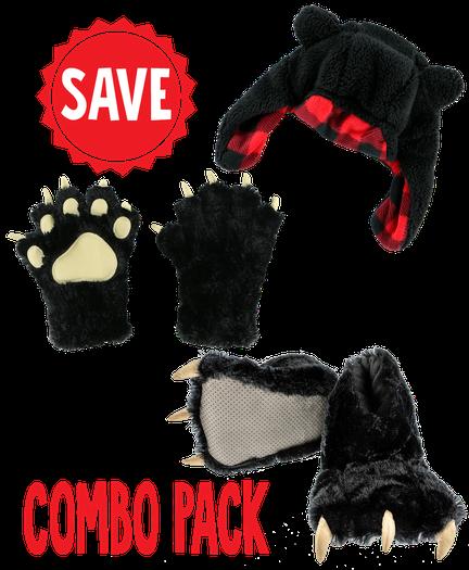 good quality to buy no sale tax Animal Paw Slippers - Cozy, Fun, Cute | LazyOne