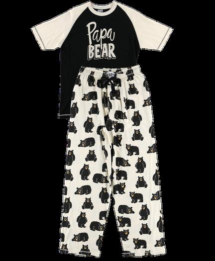 Family Bear Matching Pajamas By Lazyone