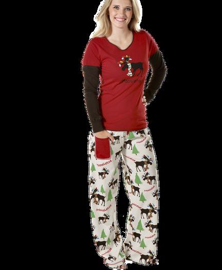 Cute Womens Christmas Pajamas.Womens Christmas Pajamas Cozy Funny Cute Lazyone Page 2