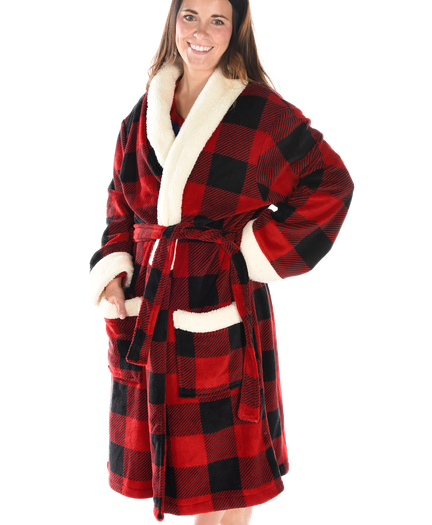 b31621903f Women s Bathrobes by LazyOne
