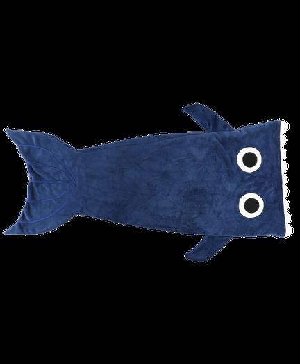 Lazy One Socken Whale orange
