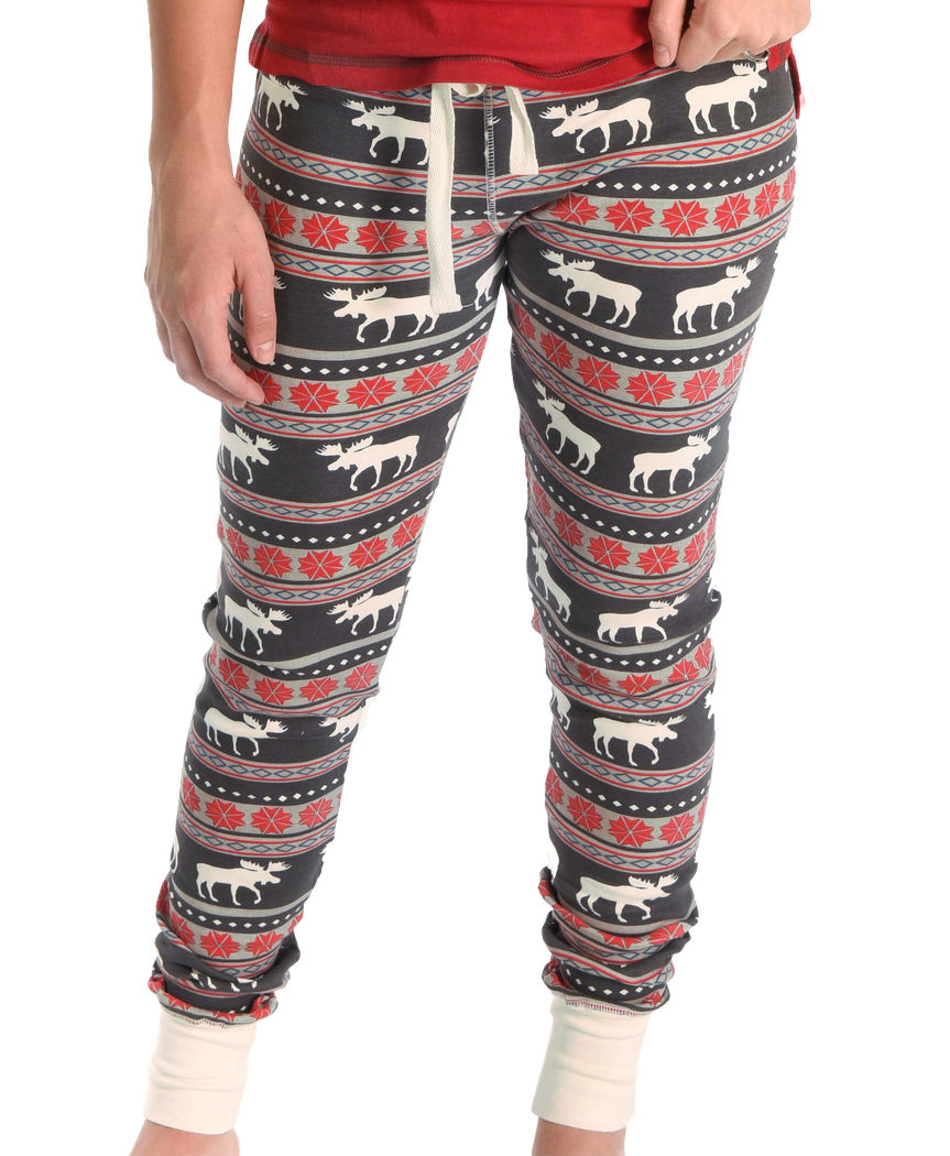 e3393af3d Moose Fair Isle Womens Legging