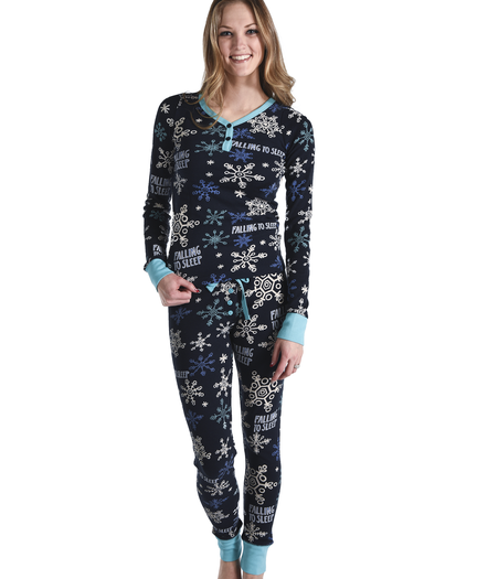 25904218eaba Thermal Pajama Sets - Warm and Cozy Designs by LazyOne