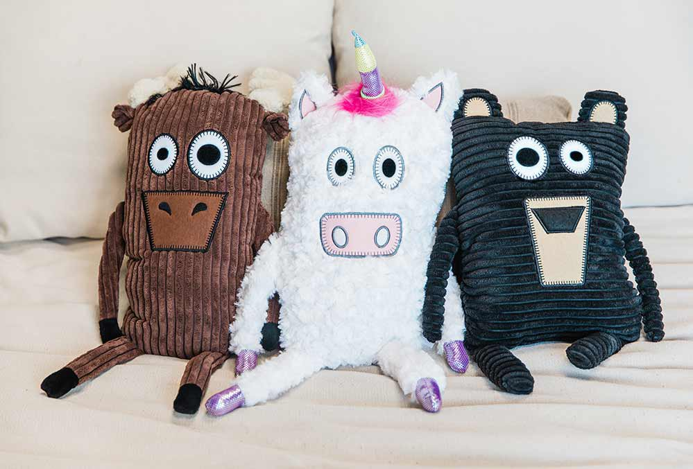 Critter Pets - Fun (and Comfy) Companions For Your Kiddos!