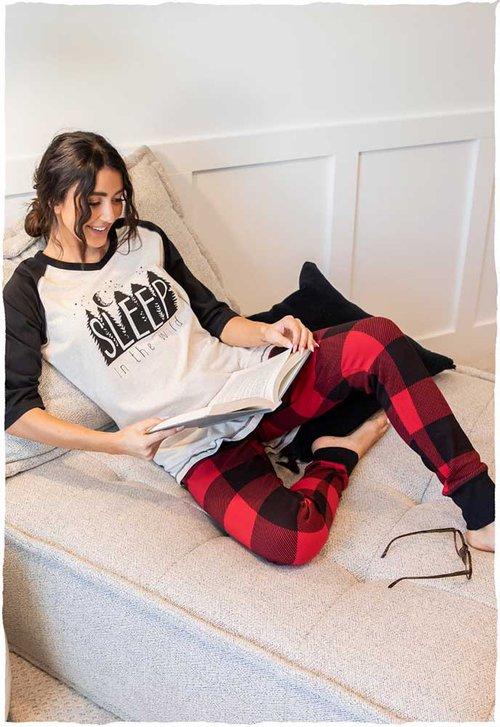Women's Legging Pajamas