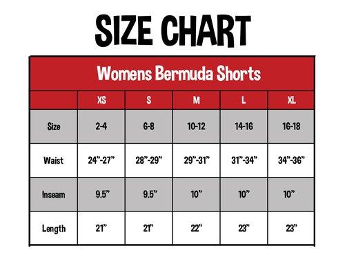 Bermuda Shorts | Women