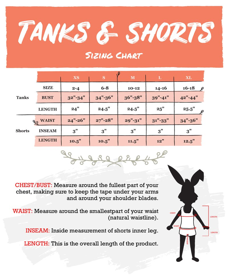 Women's Tanks & Shorts.jpg