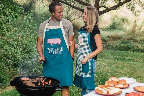 BBQ Aprons for reunion cookout