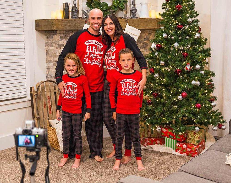 Christmas Card Ideas Your Whole Family