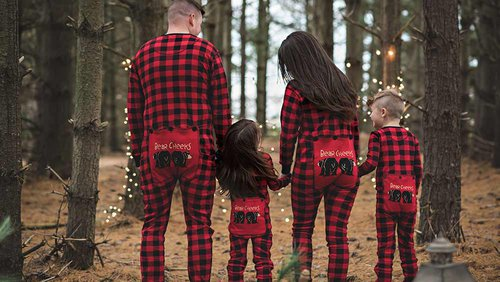 Christmas In July Matching Family