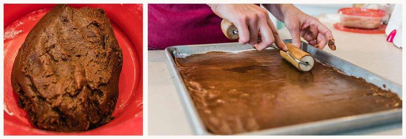 gingerbread preperation