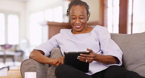 Grandma Orders Pajamas Online