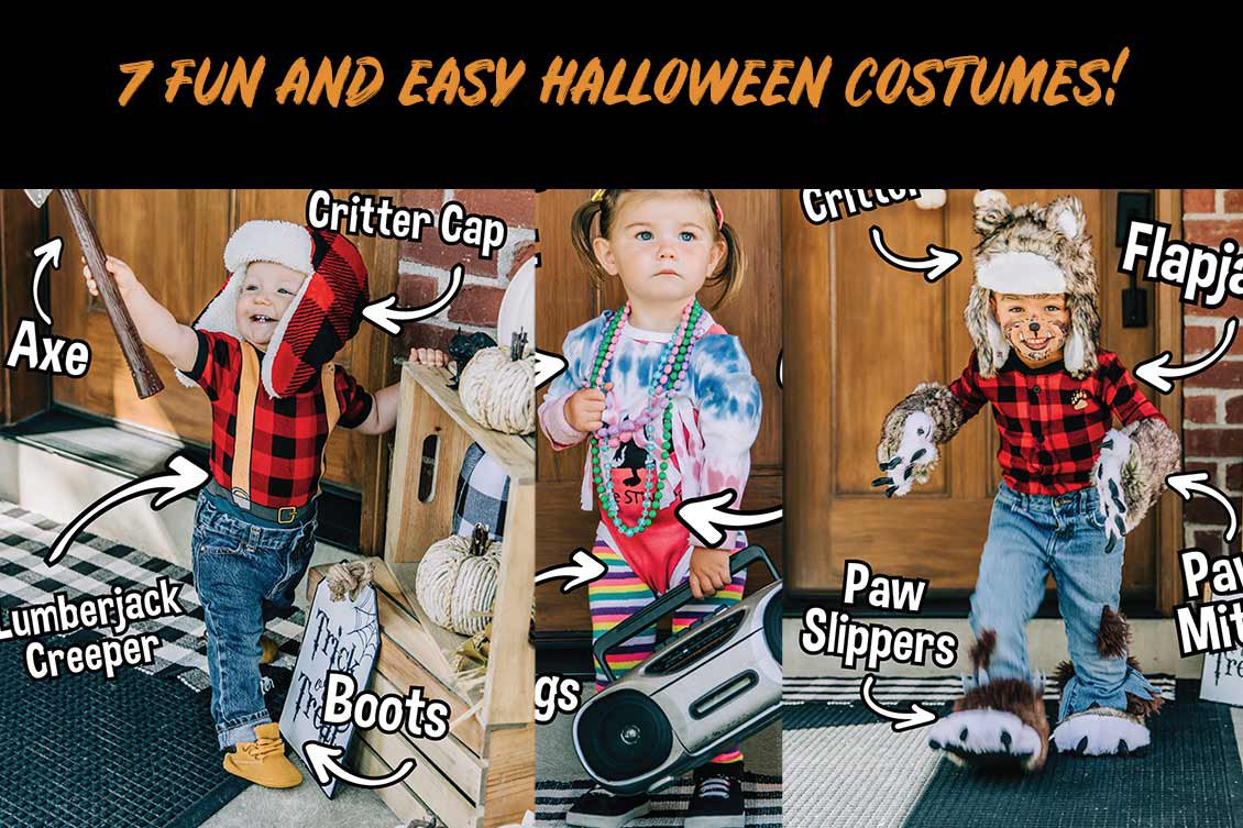 7 Fun and Easy Halloween Costumes Inspired by LazyOne!