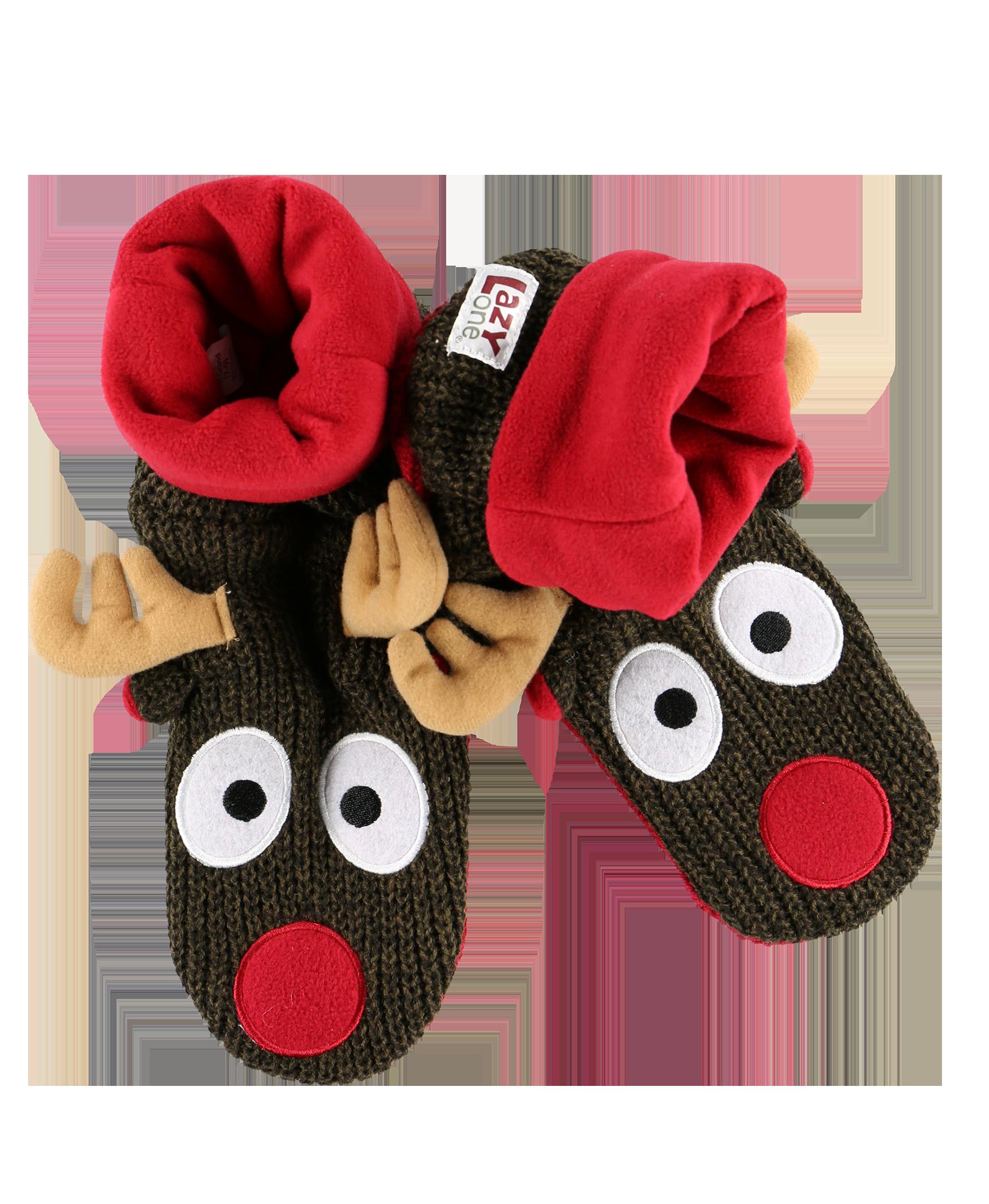 39cc6a6b28e Reindeer Woodland Slipper