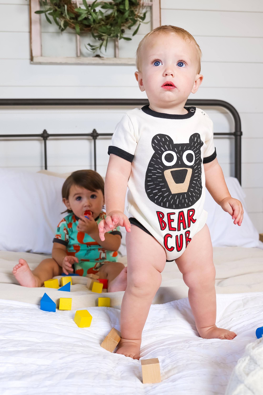 Infant background image